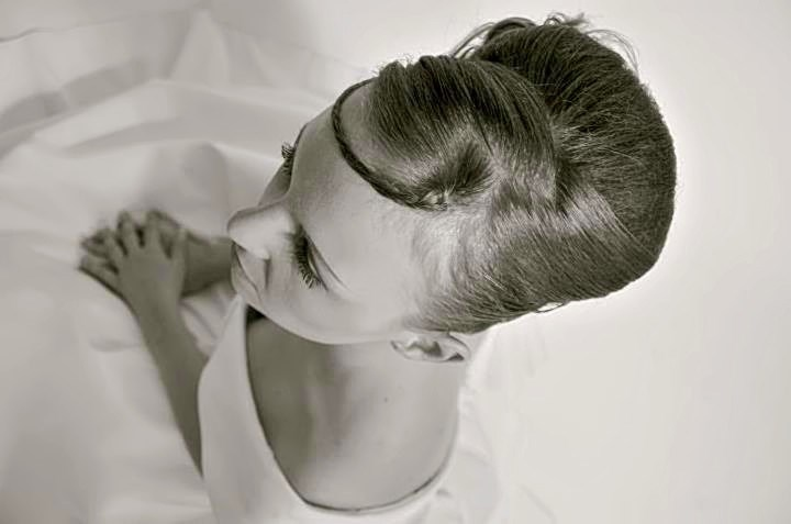 Illustration chignon 3